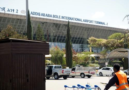 アディスアビバ空港